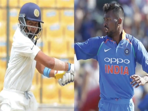 team india selection today selection of team india can be seen prithvi shaw and hardik pandya may be comeback