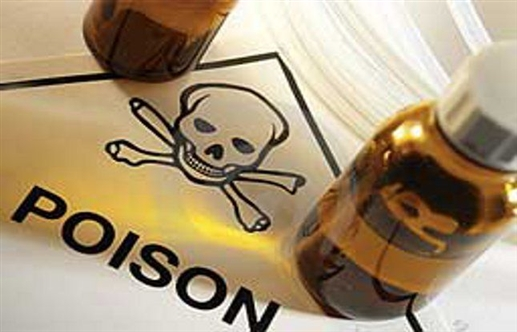Married couple swallowed poison wife died husbands condition critical