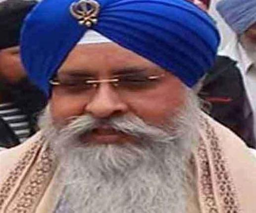 Controversy on Jatthedar Iqbal Singh statement