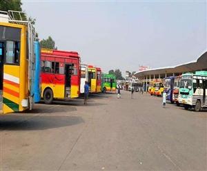 Punjab Roadways Contractual Staff Strike: PUNBUS/PRTC ਠੇਕਾ ਮੁਲਾਜ਼ਮ ਦਾ ਸਿਸਵਾਂ ਫਾਰਮ ਘਿਰਾਓ ਐਕਸ਼ਨ ਮੁਲਤਵੀ, ਹੜਤਾਲ ਜਾਰੀ