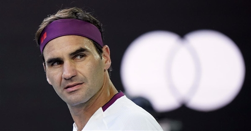 The second time before the knee operation was frustrating says Federer