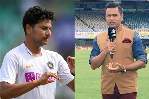 Kuldeep should have been given a chance says Akash