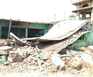 Bihar : ਬਾਂਕਾ 'ਚ ਮਸਜਿਦ ਕੋਲ ਭਿਆਨਕ ਬੰਬ ਧਮਾਕਾ, ਮਦਰੱਸੇ ਦੀ ਇਮਾਰਤ ਤਬਾਹ, ਇਮਾਮ ਦੀ ਮੌਤ, ਕਈ ਜ਼ਖ਼ਮੀ