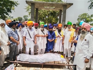 Farmers Protest : ਦਿੱਲੀ ਤੋਂ ਪਰਤੇ ਕਿਸਾਨ ਦੀ ਹੋਈ ਮੌਤ