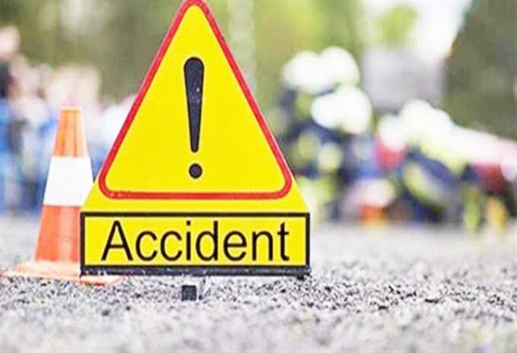 two died in accident
