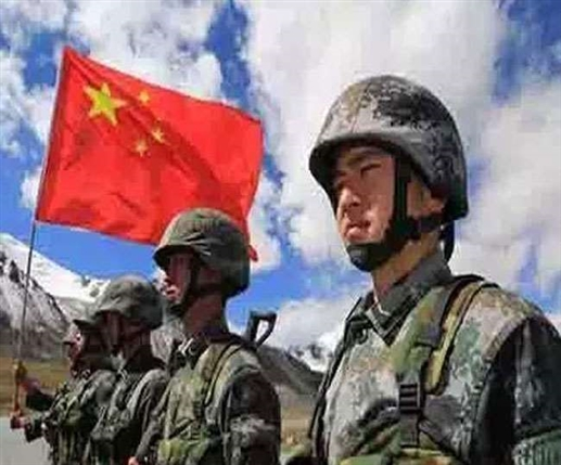 world  china  China arrested person  canadian citizen PLA  India