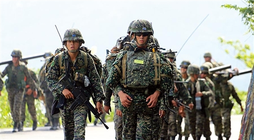 Taiwan deploys more Marines to Dongsha Islands in South China Sea