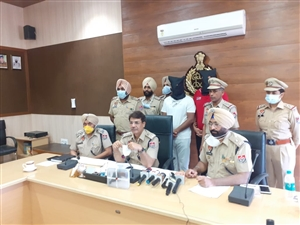 Brother and his friend arrest by Hoshiarpur Police in case of sister murder