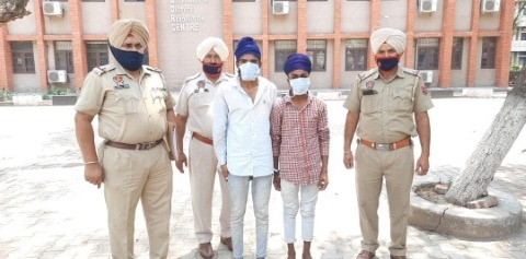arrest mobile robbery case crime news patiala news punjabijagran