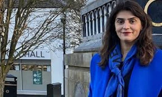 The first Sikh woman Pam Gosal to become a Member of Parliament for Scotland made history