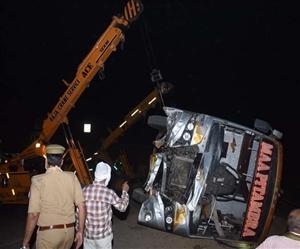Accident in Kanpur: ਕਾਨਪੁਰ 'ਚ ਬਸ ਤੇ ਟੈਂਪੋ ਦੀ ਟੱਕਰ 'ਚ 17 ਦੀ ਮੌਤ, ਪੀਐੱਮ ਮੋਦੀ ਤੇ ਸੀਐੱਮ ਯੋਗੀ ਨੇ ਪ੍ਰਗਟਾਇਆ ਦੁੱਖ