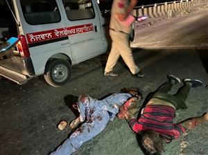 Road Accident : ਸੜਕ ਹਾਦਸੇ 'ਚ ਇਕ ਵਿਅਕਤੀ ਦੀ ਮੌਤ,  ਦੂਜਾ ਗੰਭੀਰ ਜ਼ਖਮੀ