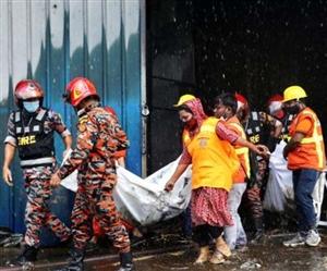 ਬੰਗਲਾਦੇਸ਼ 'ਚ ਵੱਡਾ ਹਾਦਸਾ, ਜੂਸ ਫੈਕਟਰੀ 'ਚ ਅੱਗ ਲੱਗਣ ਨਾਲ 52 ਲੋਕਾਂ ਦੀ ਮੌਤ, 50 ਤੋਂ ਵੱਧ ਝੁਲਸੇ