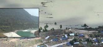 Chinas artificial lake threatens Arunachal Congress