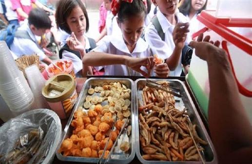 no sale of junk food in schools