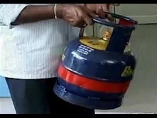 Lpg cylinder 5 kg cylinder  Bharat Gas Cylinder 5 kg Indane Cylinder
