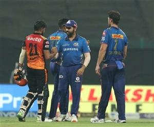 IPL 2021 ਤੋਂ ਬਾਹਰ ਹੋਣ 'ਤੇ ਕਪਤਾਨ ਰੋਹਿਤ ਸ਼ਰਮਾ ਨੇ ਪੂਰੀ ਟੀਮ 'ਤੇ ਉਤਾਰਿਆ ਗੁੱਸਾ, ਕਿਹਾ- ਸਾਰੇ ਦੇ ਸਾਰੇ ਫੇਲ੍ਹ ਹੋਏ