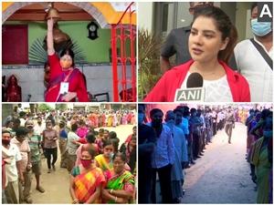 West Bengal 4th Phase Polling : ਹੁੱਲੜਬਾਜ਼ਾਂ ਨੇ ਕੀਤੀ ਰਾਈਫਲ ਖੋਹਣ ਦੀ ਕੋਸ਼ਿਸ਼ ਤਾਂ CISF ਨੇ ਚਲਾਈਆਂ ਗੋਲ਼ੀਆਂ, 4 TMC ਵਰਕਰਾਂ ਦੀ ਮੌਤ, ਚੋਣ ਰੱਦ