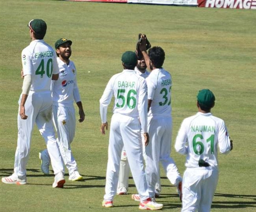 Pakistan wiped out Zimbabwe a clean sweep in a two Test series