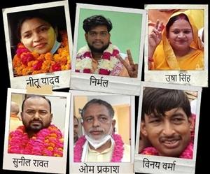 UP Block Pramukh Chunav Result 2021: ਜ਼ਿਲ੍ਹਾ ਪੰਚਾਇਤ ਤੋਂ ਬਲਾਕ ਮੁਖੀ ਚੋਣਾਂ 'ਚ ਵੀ ਭਾਜਪਾ ਦਾ ਦਬਦਬਾ, ਸਪਾ ਸਿਮਟੀ