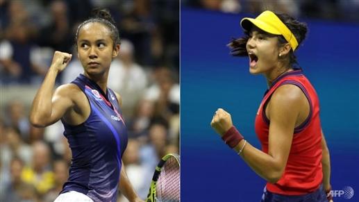 US Open : ਲੈਲਾ ਤੇ ਰਾਡੂਕਾਨੂੰ ਵਿਚਾਲੇ ਹੋਵੇਗਾ ਖ਼ਿਤਾਬੀ ਮੁਕਾਬਲਾ