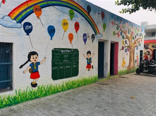ਸਰਕਾਰੀ ਸਮਾਰਟ ਸਕੂਲਾਂ ਦਾ ਕੱਚ-ਸੱਚ