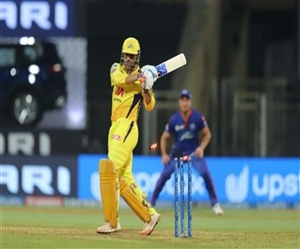 IPL 2021 : ਦਿੱਲੀ ਕੈਪੀਟਲਜ਼ ਤੋਂ ਮੈਚ ਹਾਰਨ ਤੋਂ ਬਾਅਦ MS Dhoni ਨੂੰ ਲੱਗਾ ਵੱਡਾ ਝਟਕਾ, ਲੱਗਾ 12 ਲੱਖ ਰੁਪਏ ਦਾ ਜੁਰਮਾਨਾ