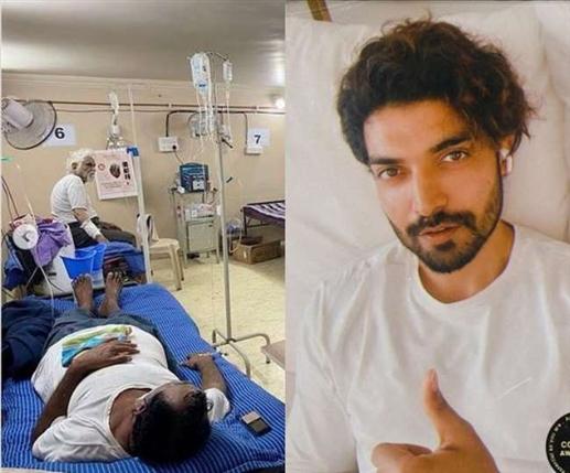 TV s Ram Gurmeet Chaudhary comes forward to help Corona patients opens Kovid Hospital in Nagpur