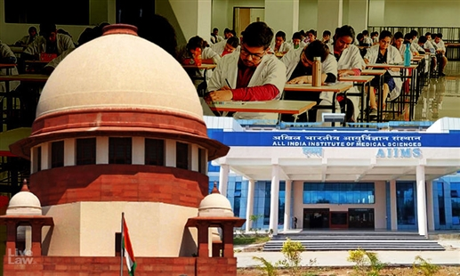 A month after the PG Medical entrance exam the court refused to cancel the exam