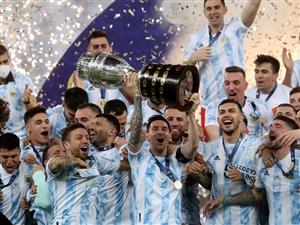 Copa America 2021 Final: ਅਰਜਨਟੀਨਾ ਨੇ ਖ਼ਤਮ ਕੀਤਾ ਖ਼ਿਤਾਬੀ ਸੋਕਾ, ਬ੍ਰਾਜ਼ੀਲ ਨੂੰ ਹਰਾ ਕੇ ਜਿੱਤਿਆ ਕੋਪਾ ਕੱਪ