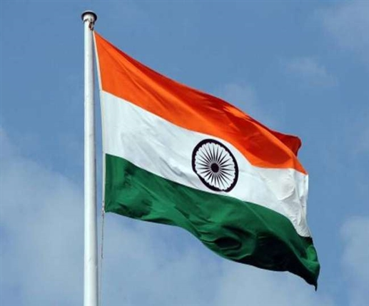 The tricolor will be hoisted for the first time in New York Times Square