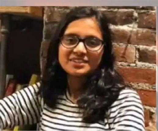 meritorious student sudeeksha bhati died in bulandshahr in road accident
