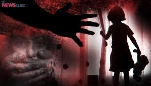 11 years old girl raped