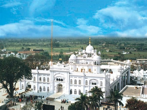 The glorious history of Takht Sri Kesgarh Sahib