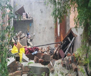 Explosion In Punjab: ਘਰ 'ਚ ਜ਼ਬਰਦਸਤ ਧਮਾਕੇ ਨਾਲ ਕਮਰੇ ਦੀ ਛੱਤ ਉੱਡੀ, ਕੁੜੀ ਦੀ ਮੌਤ, ਤਿੰਨ ਝੁਲਸੇ