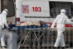 Global Coronavirus :  ਰੂਸ 'ਚ ਕੋਰੋਨਾ ਇਨਫੈਕਸ਼ਨ ਨੇ ਫਿਰ ਜ਼ੋਰ ਫੜਿਆ