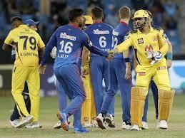 IPL 2021 CSK VS DC Qualifier 1: Dhoni ਨੇ ਚੌਕੇ ਨਾਲ ਟੀਮ ਨੂੰ ਦਿਵਾਈ ਜਿੱਤ, ਫਾਈਨਲ 'ਚ ਪੁੱਜੀ ਸੀਐੱਸਕੇ