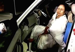 ਜ਼ਖਮੀ ਮਮਤਾ 'ਤੇ ਸਿਆਸਤ ਜਾਰੀ, ਤਿ੍ਣਮੂਲ ਤੇ ਭਾਜਪਾ ਨੇ ਮੁੜ ਕੀਤੀ ਚੋਣ ਕਮਿਸ਼ਨ ਨੂੰ ਸ਼ਿਕਾਇਤ