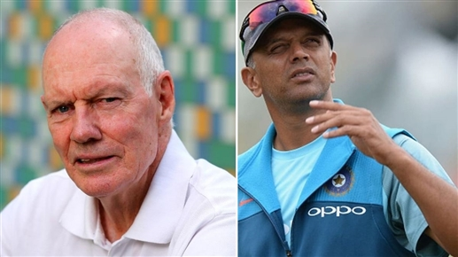Rahul Dravid has learned from Australia structure eligible players dont get opportunities Greg Chappell