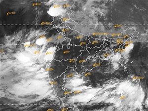 Monsoon Update: ਉੱਤਰ ਭਾਰਤ 'ਚ ਭਾਰੀ ਬਾਰਿਸ਼ ਦਾ ਅਲਰਟ, ਜਾਣੋ ਕਿਥੇ-ਕਿਥੇ ਵਰ੍ਹ ਸਕਦੀ ਹੈ ਬਾਰਿਸ਼