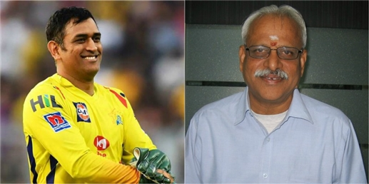 Dhoni can play in league till 2022 says Viswanathan