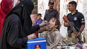 11000 Pakistan polio health care workers lose jobs due to funding constraints