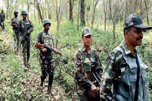 Four Naxalites killed in encounter in Sukma