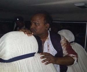 Lok Sabha Election Phase 6 : ਵੋਟਿੰਗ ਤੋਂ ਪਹਿਲਾਂ BJP ਆਗੂ ਨੂੰ ਗੋਲ਼ੀ ਮਾਰੀ, MLA ਨਾਲ ਕੁੱਟਮਾਰ