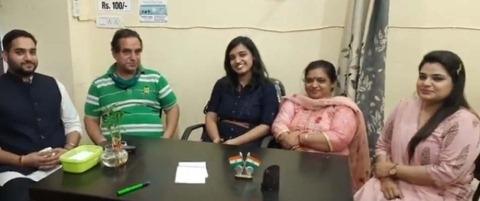 Sanchita tops UP PCS exam