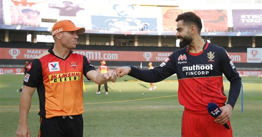 RCB would like to continue the winning campaign