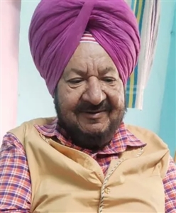 Sad News Famous Malwa Sculptor Gurmel Singh No More Funeral Today