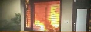 ਮਿੰਨੀ ਸਕੱਤਰੇਤ ਰੋਡ 'ਤੇ ਘਰ 'ਚ ਲੱਗੀ ਭਿਆਨਕ ਅੱਗ
