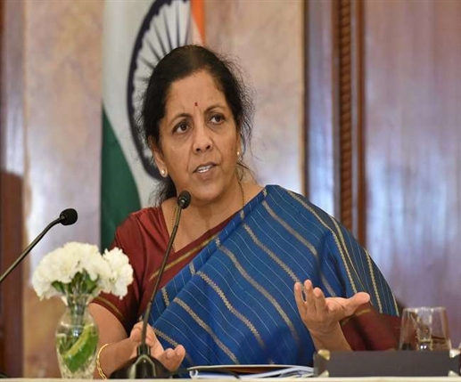 Faceless investigation appeal will reduce the burden of complaints of taxpayers fairness will increase Sitharaman