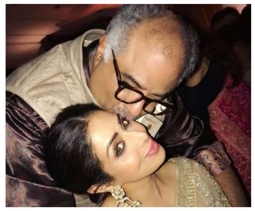 Sridevi And Boney Kapoor Love Story